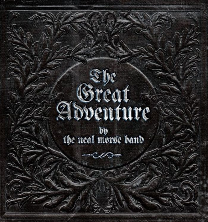 The Neal Morse Band - The Great Adventures - Album Cover