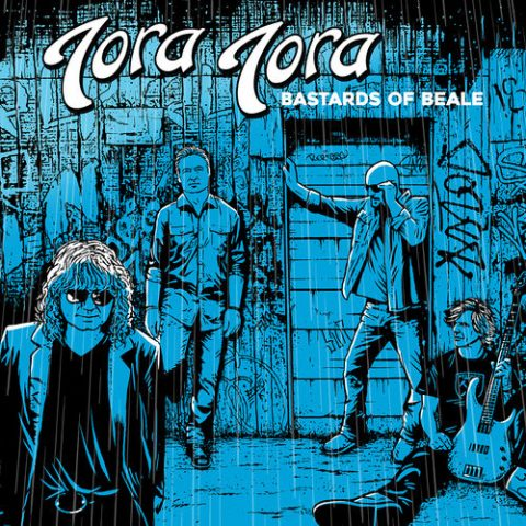 Tora Tora - Bastards Of Beale - Album Cover