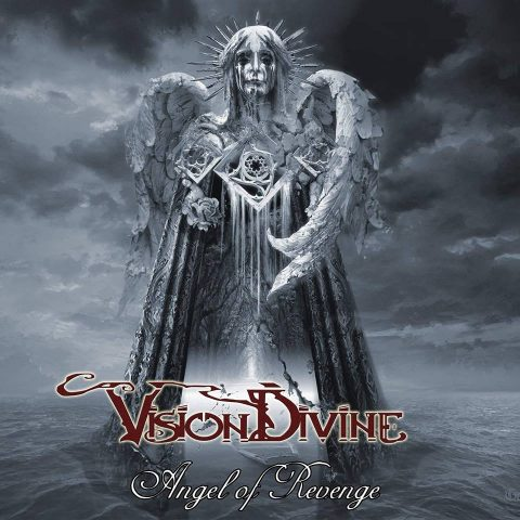 Vision Divine - Angel Of Revenge - Single Cover