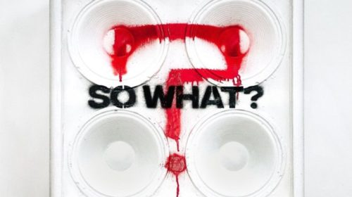 While She Sleeps - So What - Album Cover