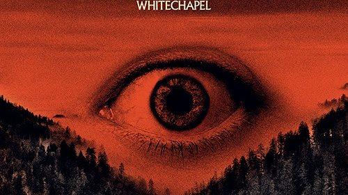 Whitechapel - The Valley - Album Cover