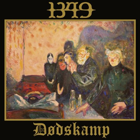 1349 - dødskamp - Single Cover