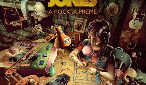 Danko Jones - A Rock Supreme - Album Cover