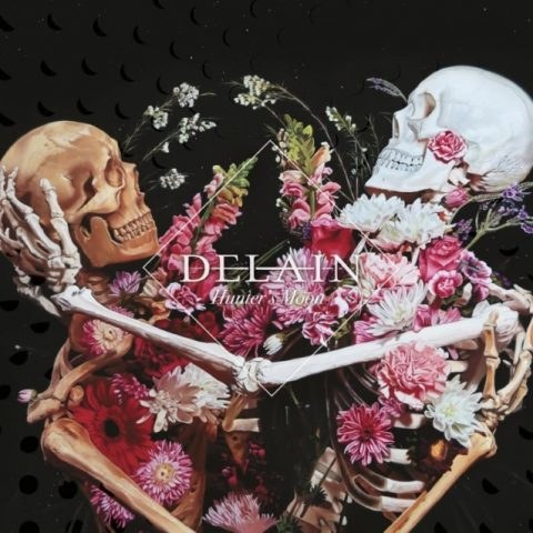 Delain - Hunter's Moon - Album Cover