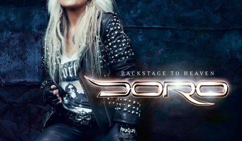 Doro Pesch - Backstage To Heaven - EP Cover