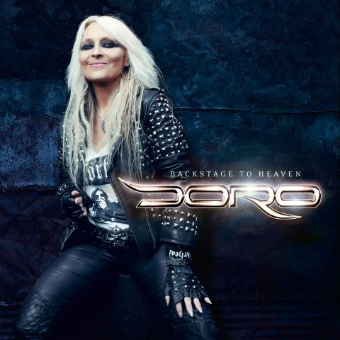 Doro Pesch - Backstage To Heaven - EP Cover