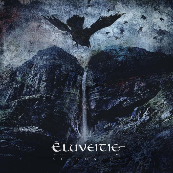 Eluveitie - Ategnatos - Album Cover