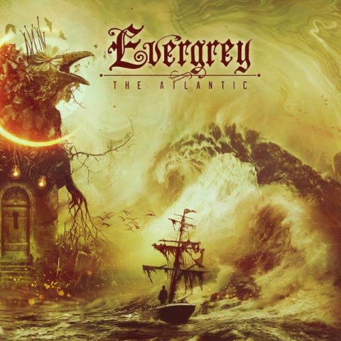 Evergrey - The Atlantic - Album Cover