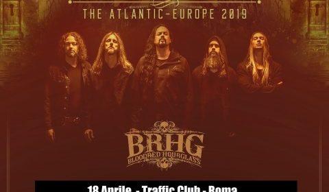 Evergrey - The Atlantic Europe 2019 - Promo