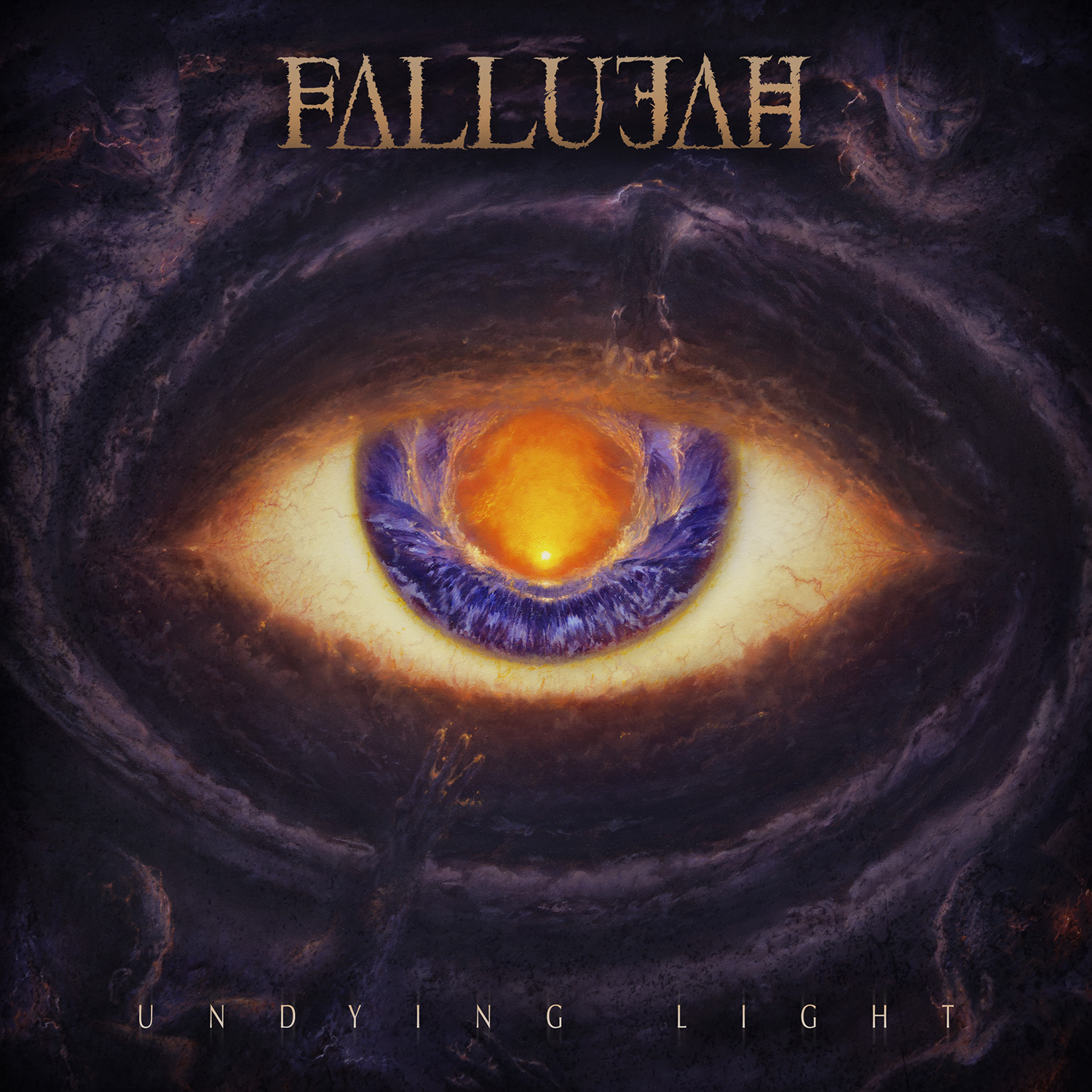 Fallujah - Undying Light - Album Cover