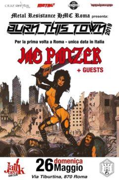 Jag Panzer @ Roma @ Jailbreak live Club