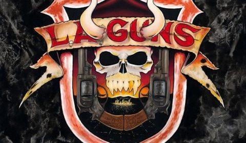 LA Guns - The Devil You Know - Album Cover