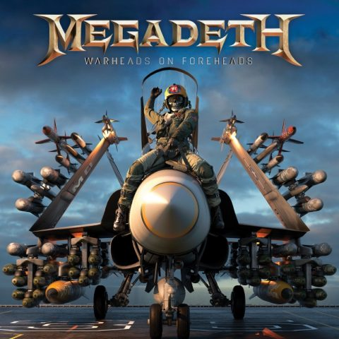 Megadeth - Warheads On Foreheads - Album Cover