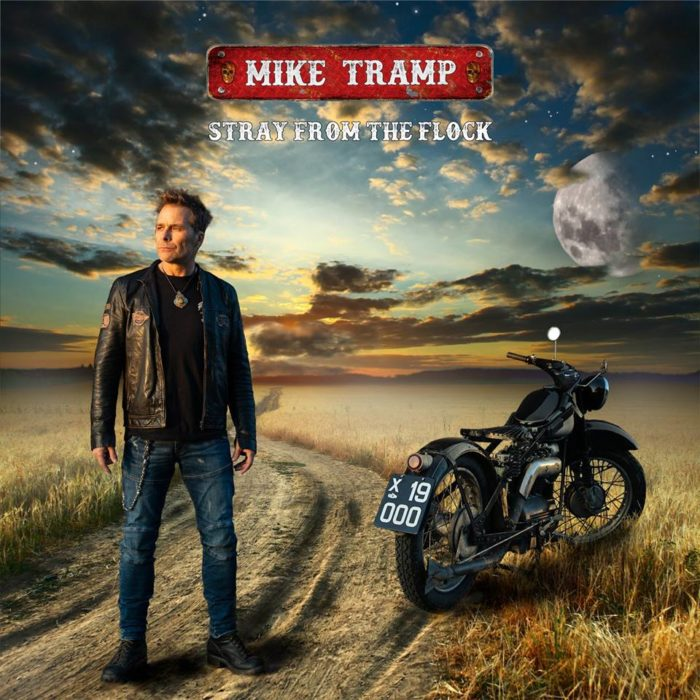 Mike Tramp - Stray From The Flock - Album Cover