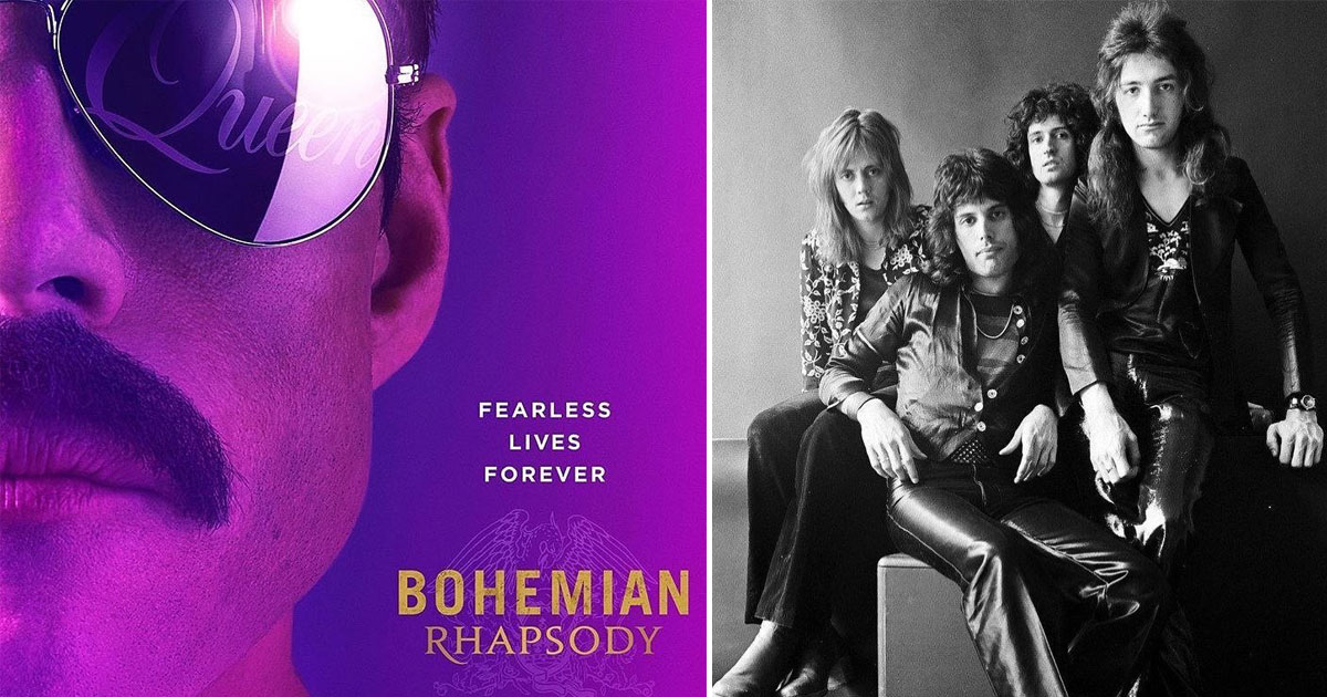Queen - Bohemian Rhapsody - DVD Film