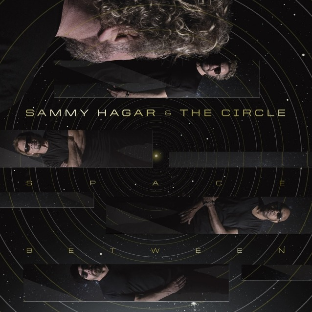 Sammy Hagar & The Circle - Space Between - Album Cover