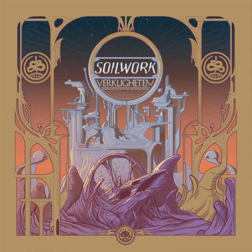 Soilwork - Verkligheten - Album Cover