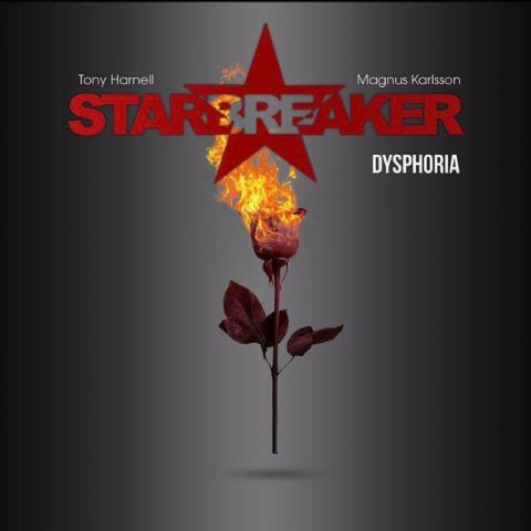 Starbreaker - Dysphoria - Album Cover