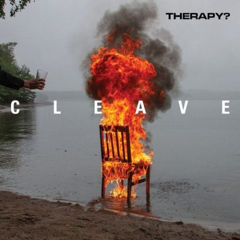 Therapy - Cleave - album - cover