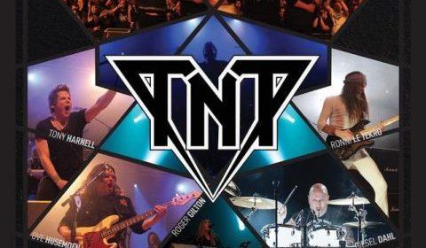 TNT - Encore Live In Milano - Album Cover