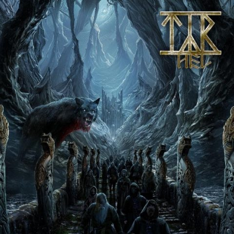 Týr - Hel - Album Cover
