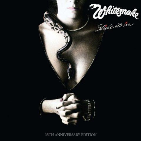 Whitesnake - Slide It In - 35Th Anniversary Deluxe Edition - Album Cover