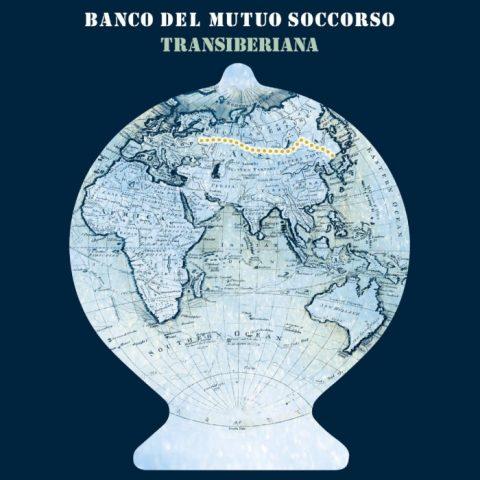 Banco Del Mutuo Soccorso - Transiberiana - Album Cover