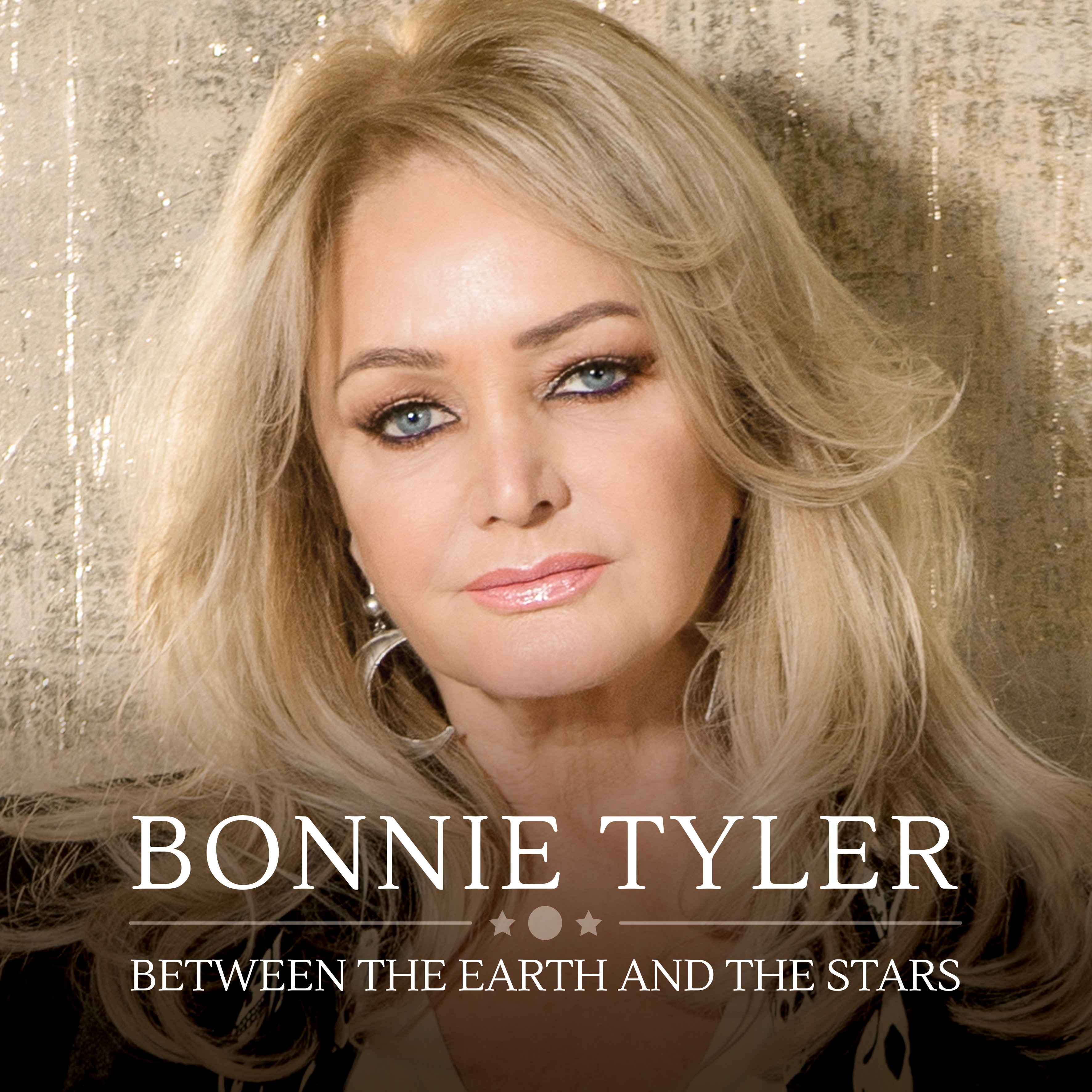 Bonnie Tyler - Between The Earth And The Stars - Album Cover
