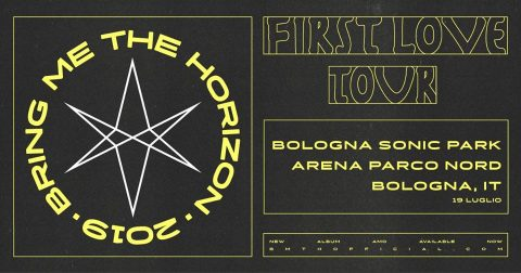 Bring Me The Horizon - Sonic Park - First Love Tour 2019 - Promo