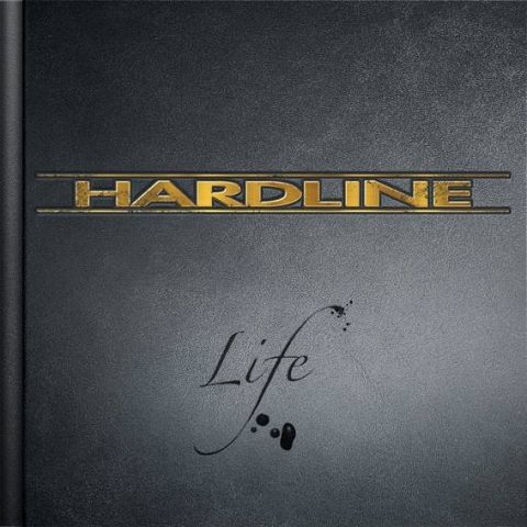 Hardline - Life - Album Cover