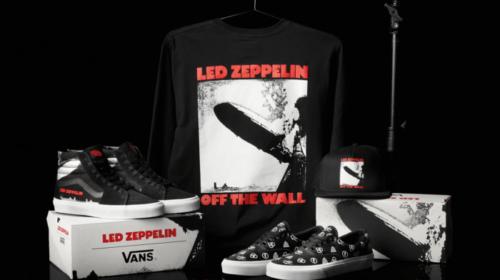 Led Zeppelin - Linea Vans