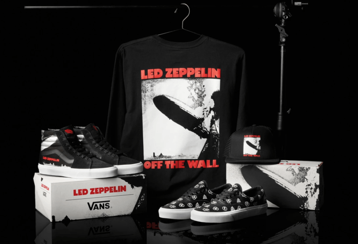 Led Zeppelin - Linea Vans