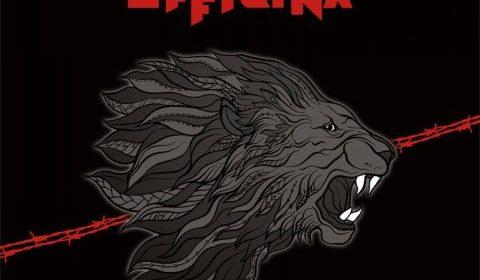 Strana Officina - Law Of The Jungle - Album Cover
