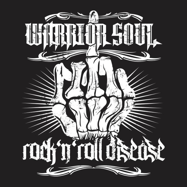 Warrior Soul - Rock N Roll Disease - Album Cover