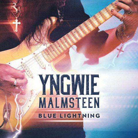 Yngwie Malmsteen - Blue Lightning - Album Cover