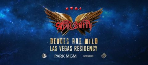 Aerosmith - Deuces Are Wild - Las Vegas Residency 2019 - Promo