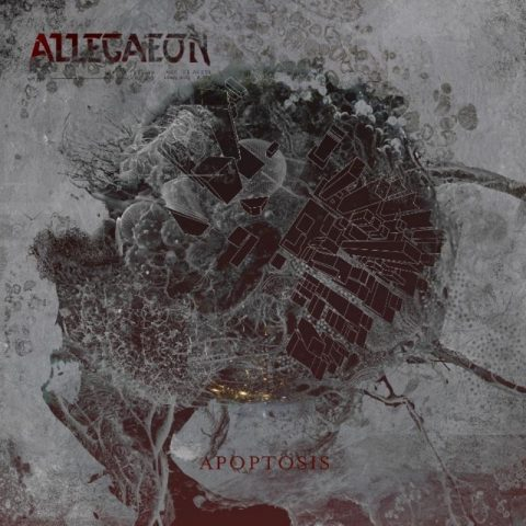 Allegaon - Apoptosis - Album Cover