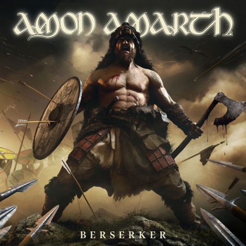 Amon Amarth - Berseker - Album Cover