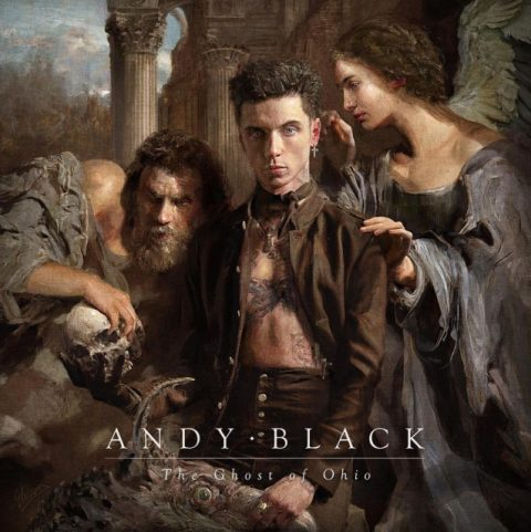 Andy Black - The Ghost Of Ohio - Album Cover