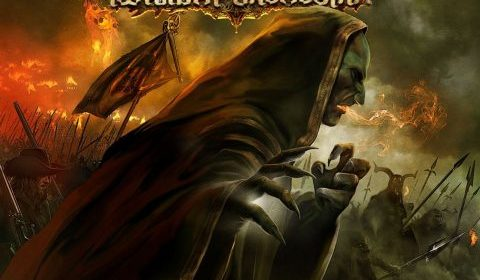 Blind Guardian - The Legacy - Of The Dark Lands - Album Cover