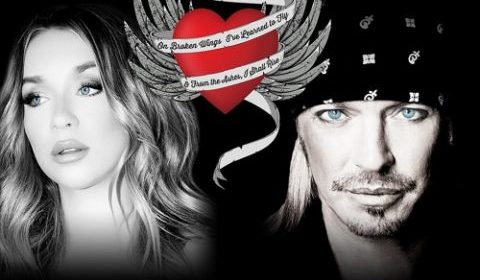 Bret Michaels - Unbroken - Single Cover