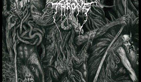 Darkthrone - Old Star - Album Cover