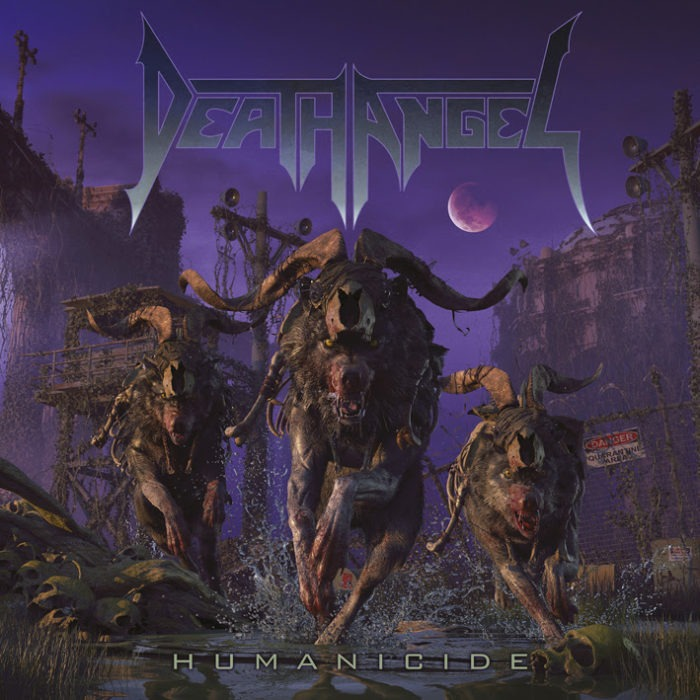 Death Angel - Humanicid - Album Cover