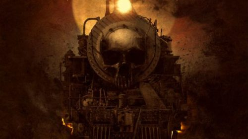 Diamond Head - The Coffin Train - Album Cover