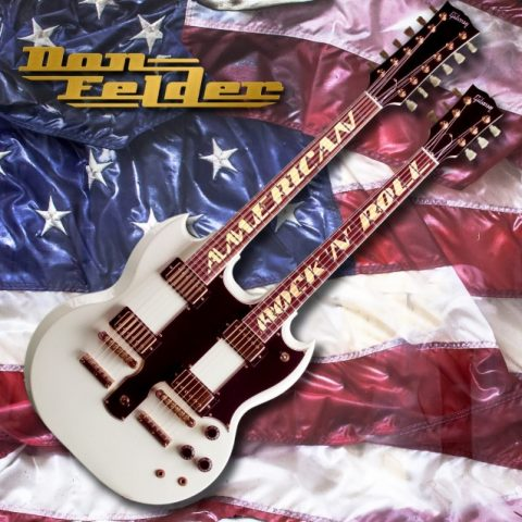 Don Felder - American Rock N Roll - Album Cover