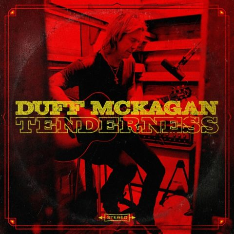 Duff - McKagan - Tenderness - Album Cover