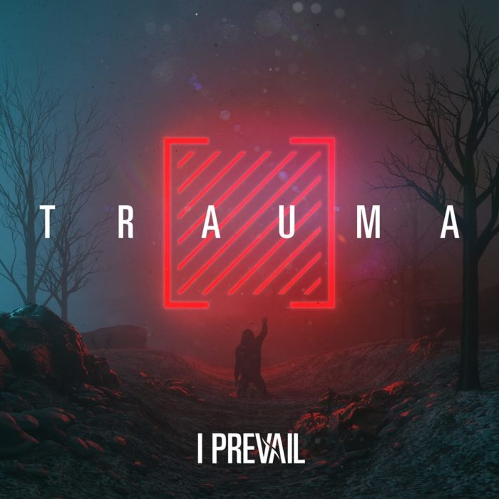 I Prevail - Trauma - Album - Cover