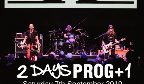King's X - Veruno Prog Festival 2019 - Promo