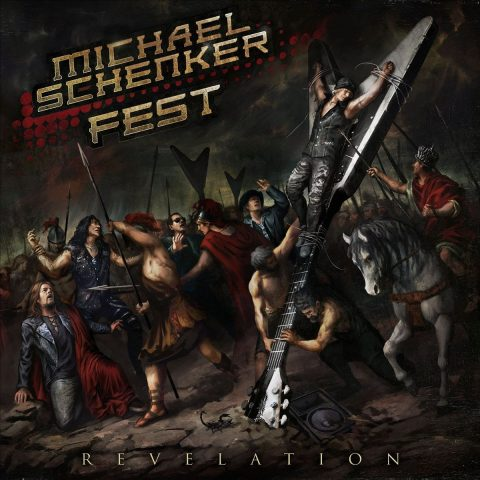 Michael Schenker Fest - Revelation - Album Cover