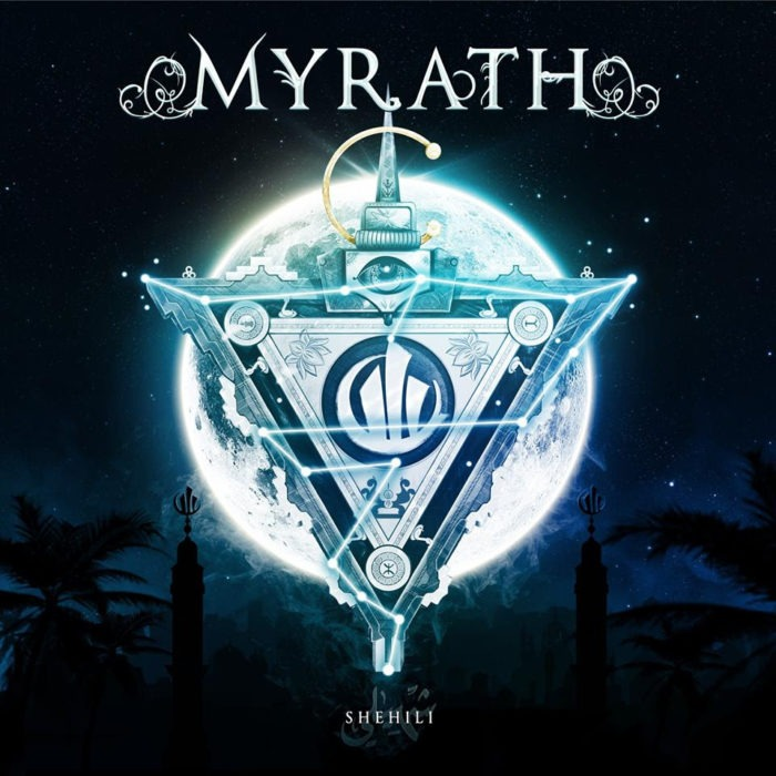 Myrath - Shehili - Album Cover